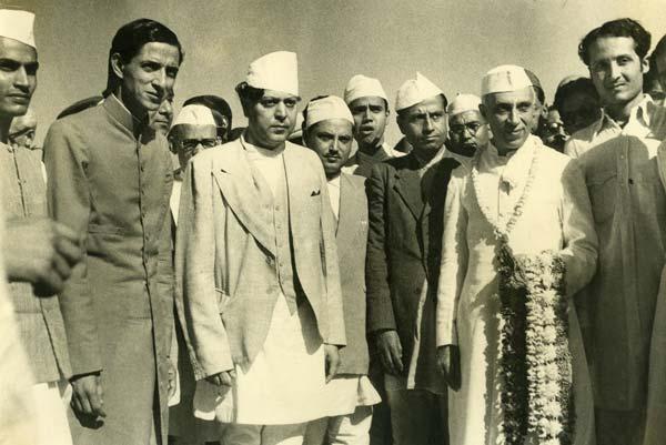 Plotting the Rana downfall, 1950