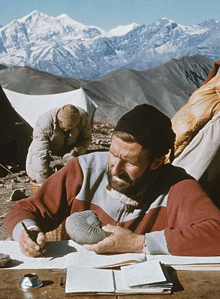Tales from the Himalaya - science